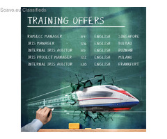 Top Online Project Management Training at International Competence Centre Rail