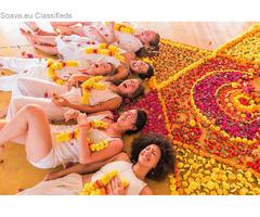 200 hours Ashtanga Vinyasa / Yin Yoga