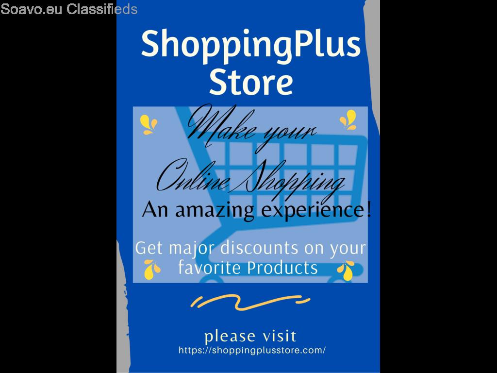 ShoppingPlus store