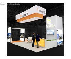 Stand d'exposition - Création de stands sur mesure et modulaire