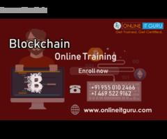 Blockchain Online Training | Blockchain Online Course