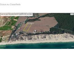 Building land near the beach, LONG BEACH RESORT, Shkorpilovtsi, Bulgaria
