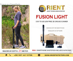 OKM Fusion Light 3D Ground Scanner at Great Price
