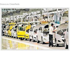 Automobile Sectors New Project Opening For Freshers to 20 Yrs exp
