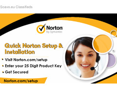 How to install  norton.com/setup