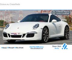 PORSCHE 911 CARRERA 4S | AERO KIT