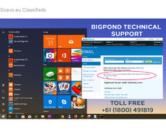 How to solve Bigpond email login problem in windows