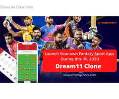 Dream11 Clone App | Hire Dream11 Clone Developers