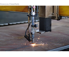CNC EXPERTS professional plasma cutting, steel processing