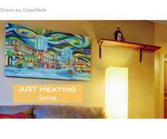 Get best and Affordable Infrared Picture Heater in Austria by Sun Direct Heaters
