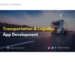 App Development for Warehouse, Transport & Logistics Management