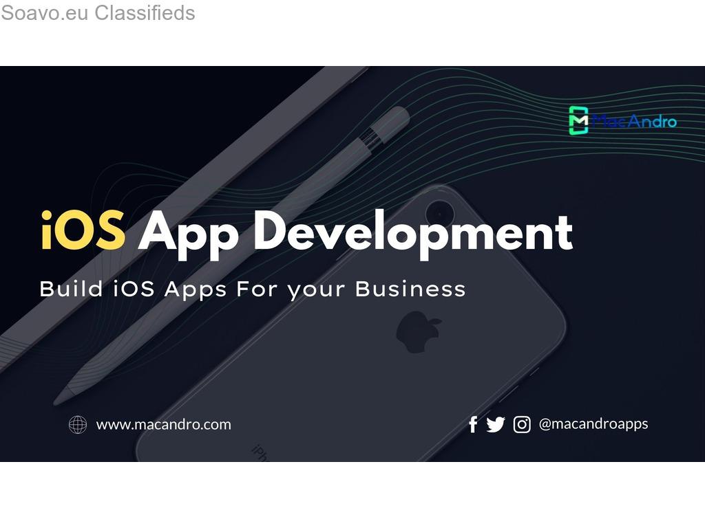 Top iOS, iPhone App Development Company & Services | MacAndro