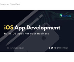 Top iOS, iPhone App Development Company & Services | MacAndro