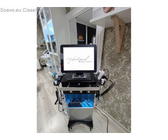 HydraFacial Machine 10in1 with Original HydraFacial handle
