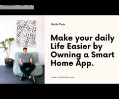 Build smart home automation application