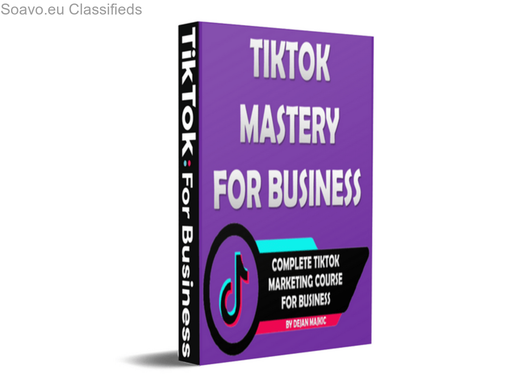 TikTok Mastery for Business