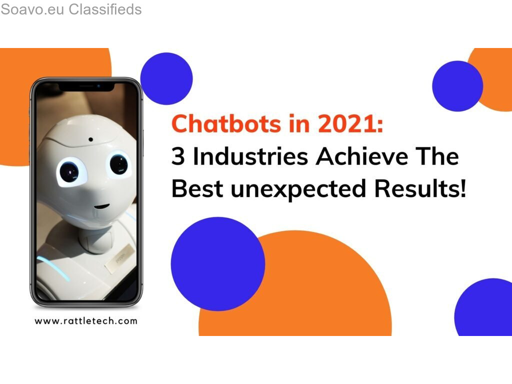 IT Helpdesk Chatbot Technology in 2021